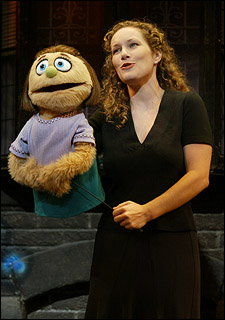 Kate Monster and Kelli Sawyer