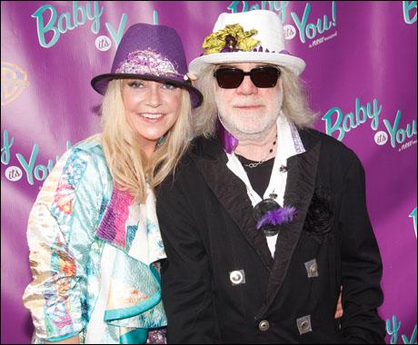 Brigitte Mutrux and Floyd Mutrux