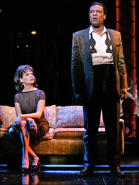Beth Leavel and Allan Louis