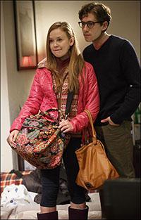 Molly Ranson and Michael Zegen