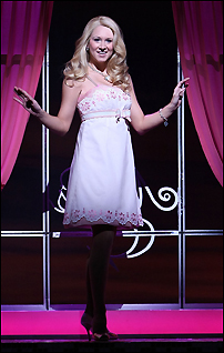 Bailey Hanks in <I>Legally Blonde</I>.