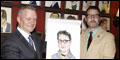 Other Desert Cities Playwright Jon Robin Baitz Honored With Sardi's Caricature