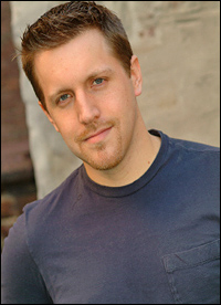 Cast member Scott Richard Foster