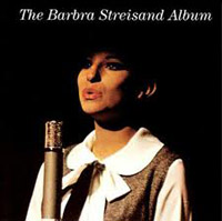 "Cover art for ""The Barbra Streisand Album"""