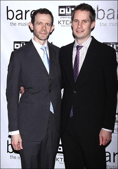 Adam Godley and Jon Hartmere