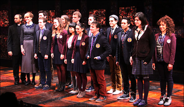 Jerold E. Solomon, Missi Pyle, Casey Garvin, Alex Wyse, Elizabeth Judd, Megan Lewis, Jason Hite, Alice Lee, Sara Kapner, Michael Tacconi, Gerard Canonico, Taylor Trensch, Justin Gregory Lopez, Barrett Wilbert Weed and Ioana Alfonso