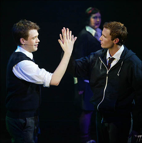 Michael Arden and John Hill