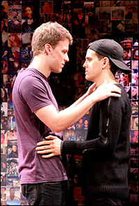 Jason Hite and Taylor Trensch