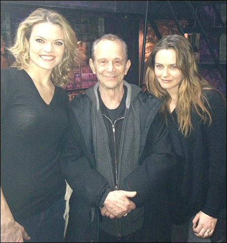 Missi Pyle, Joel Grey and Alicia Silverstone