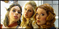 PHOTO EXCLUSIVE: A Day at the Theatre With the Ladies of Bloody Bloody Andrew Jackson