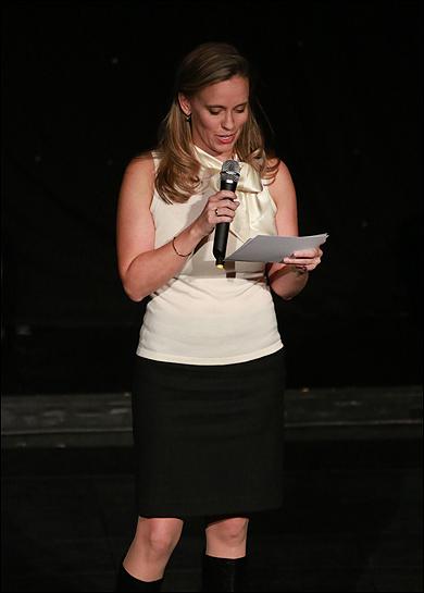 Rachel Hoffman of Telsey + Company