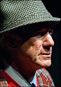 Rodney Clark as Bear Bryant.