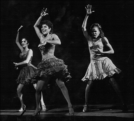 Bebe Neuwirth, Debbie Allen and Allison Williams in Sweet Charity