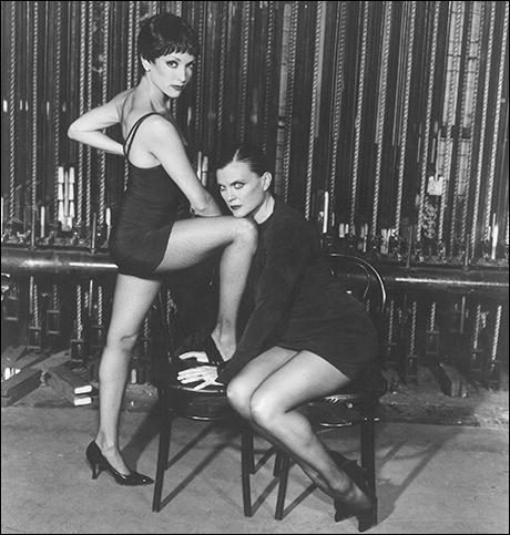 Bebe Neuwirth and Ann Reinking in Chicago