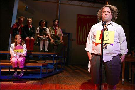 Dan Fogler Spelling Bee Spellbound for ...