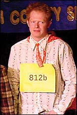 Jesse Tyler Ferguson in <I>The 25th Annual Putnam County Spelling Bee</I>