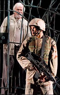Kevin Tighe and Glen Davis