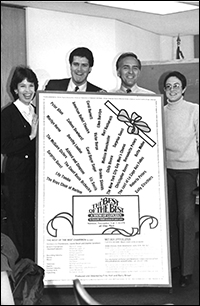 Judy Rice, Patrick Quinn, Arne Gundersen and Jane Neufeld