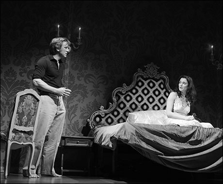 Betrayal opened Oct. 27 at the Ethel Barrymore Theatre