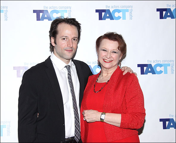 Mark Alhadeff and Cynthia Darlow