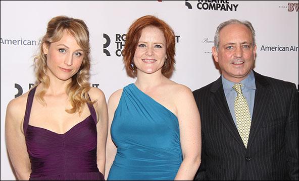 Katya Campbell, Erika Rolfsrud and Mark Zeisler