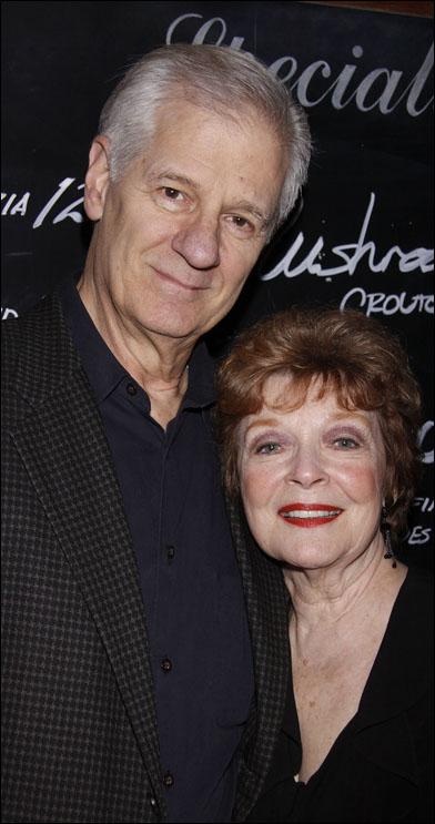 Tom Bloom and Anita Gillette