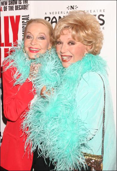 Ruta Lee and Anne Jeffries