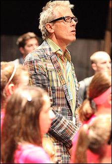 Associate director Julian Webber