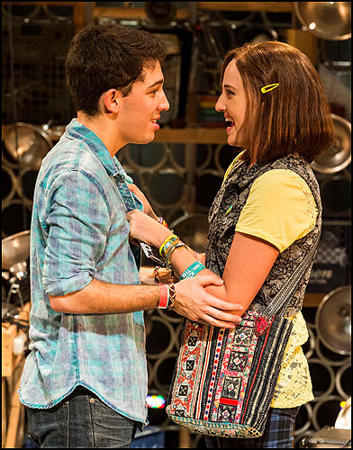 Coby Getzug and Veronica Dunne