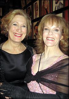 Jayne Atkinson and Deborah Rush