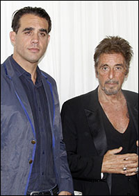 Bobby Cannavale and Al Pacino