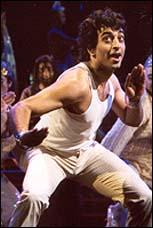 Manu Narayan in <I>Bombay Dreams</I>