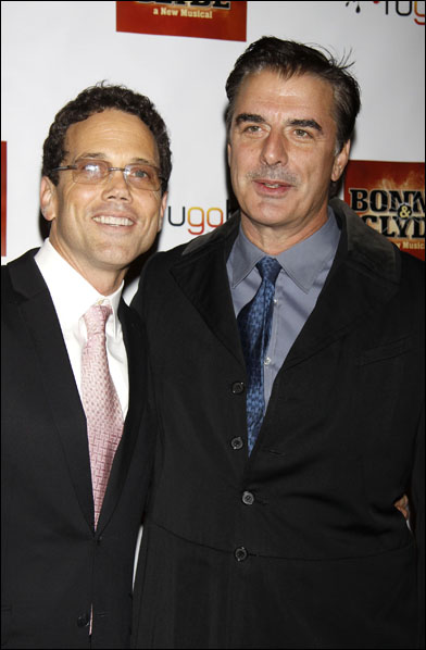 Ivan Menchell and Chris Noth