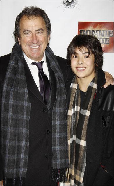 Kenny Ortega and Alex Ko