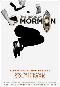 South park book of mormon