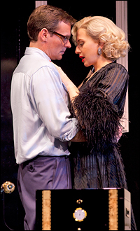 Robert Sean Leonard and Nina Arianda