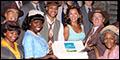 Trip to Bountiful Celebrates 100 Performances on Broadway