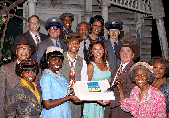 Adepero Oduye, Cuba Gooding, Jr., Arthur French, Linda Powell, Vanessa Williams, Tom Wopat, Cicely Tyson and cast