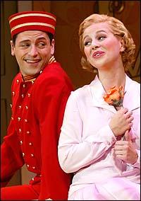 Sean Palmer and Jessica Grov