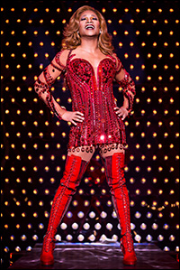 Billy Porter in <i>Kinky Boots</i>