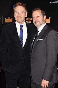 Kenneth Branagh and Rob Ashford