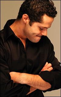 Choreographer Josh Bergasse