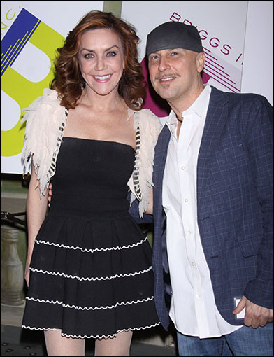 Andrea McArdle and Steve Marzullo