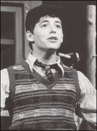 Matthew Broderick in <I>Brighton Beach Memoirs</i> in 1983.
