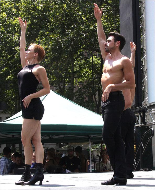 Tonya Wathen and Brian Spitulnik