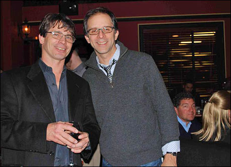 Scott Wise and John Rando