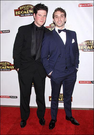 Preston Truman Boyd and Dan Horn