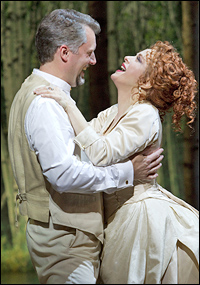 Stephen R. Buntrock and Bernadette Peters