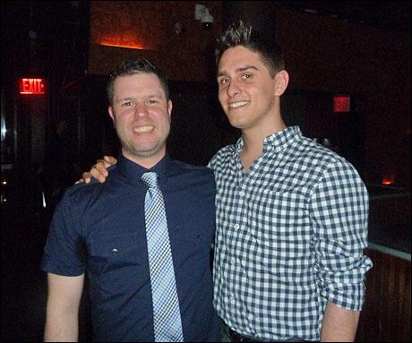 Dan Horrigan and Justin Scribner