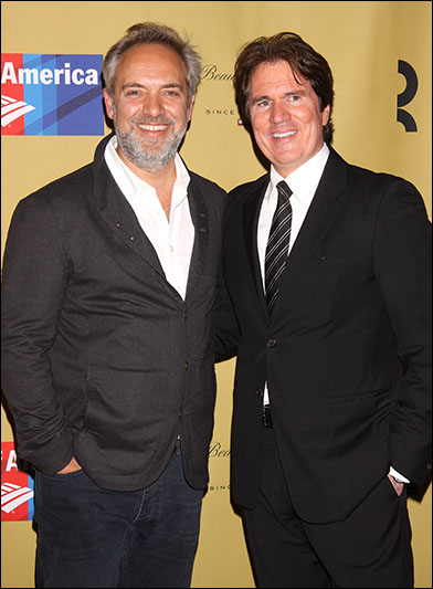 Sam Mendes and Rob Marshall